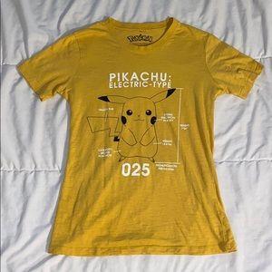 BoxLunch: Pokémon Pikachu T-Shirt